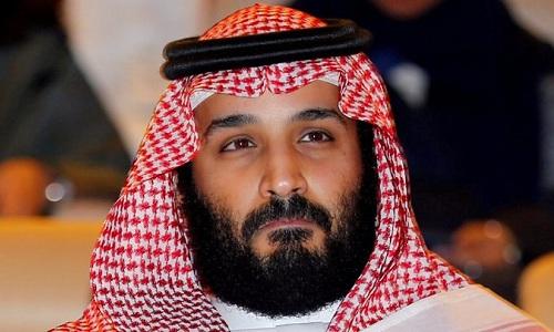 Thái tử Arab Saudi Mohammed bin Salman. Ảnh: BBC.