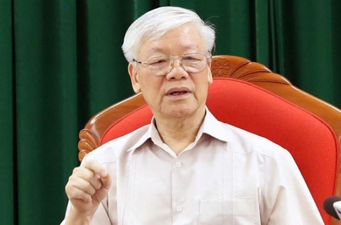Image result for Nguyễn Phú Trọng