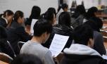 Những người Triều Tiên đào tẩu tham gia lớp học để thích nghi với xã hội Hàn Quốc. Ảnh: AFP.