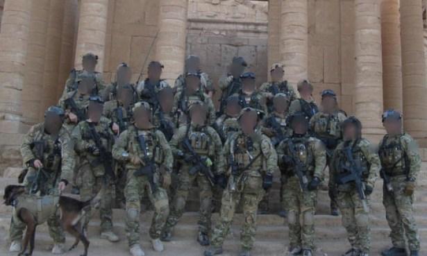 Một đơn vị Delta tại Iraq hồi năm 2014. Ảnh: Reddit.