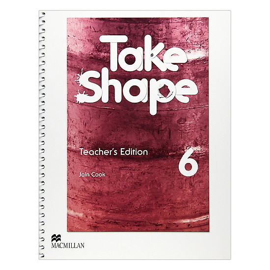 Take Shape 6: Teacher's Book