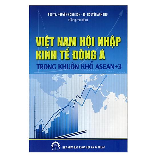 Việt Nam Hội Nhập Kinh Tế Đông Á Trong Khuôn Khổ ASEAN +3