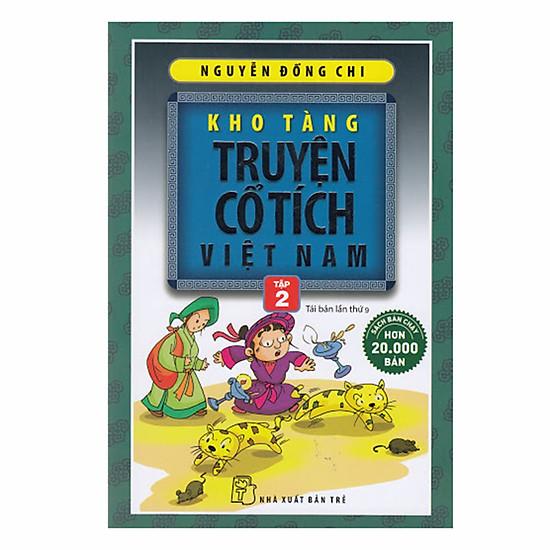 Kho Tàng Truyện Cổ Tích Việt Nam Tập 2 - Tái Bản
