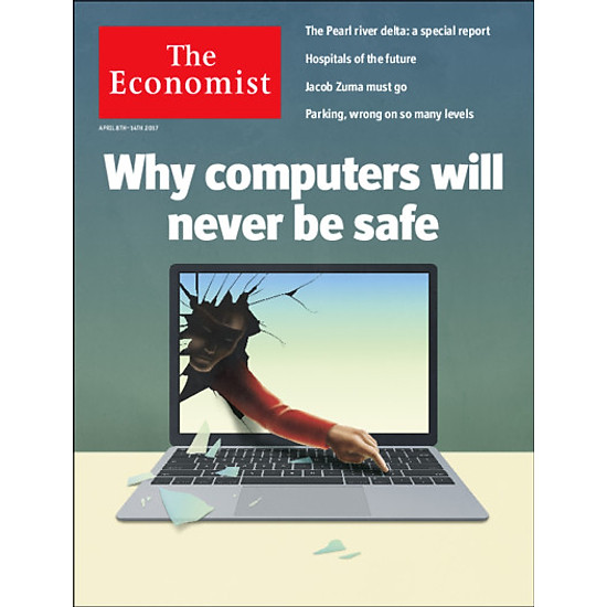 The Economist: Why Computers Will Never Be Safe - 66