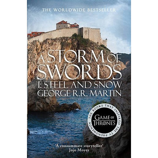 Game Of Thornes #3: A Strom Of Swords
