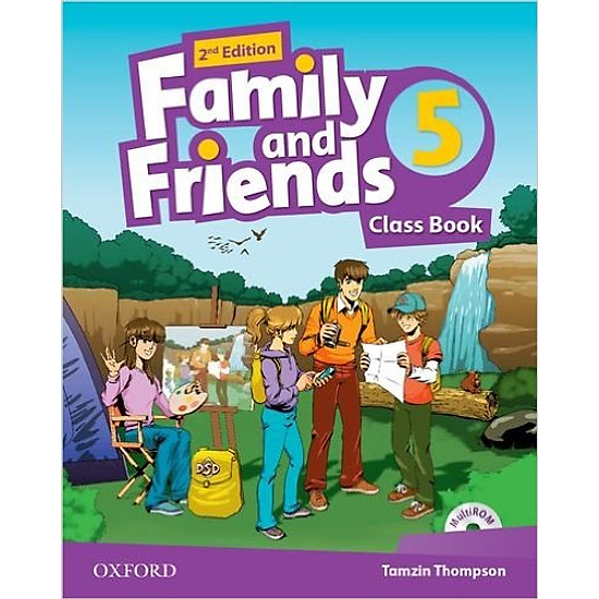Family & Friends (2 Ed.) 5 Class Book Pack - Paperback