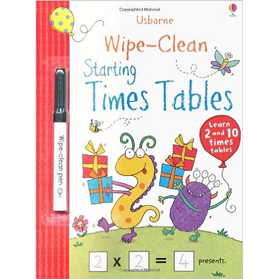 Starting Times Tables