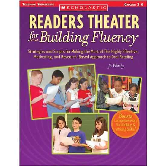 Readers Theater for Building Fluency - Paperback