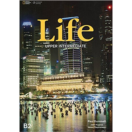 Life Up-Inter: Student Book With DVD - Paperback