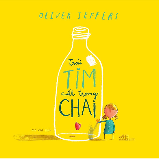 Picture Book - Trái Tim Cất Trong Chai=44.000 ₫