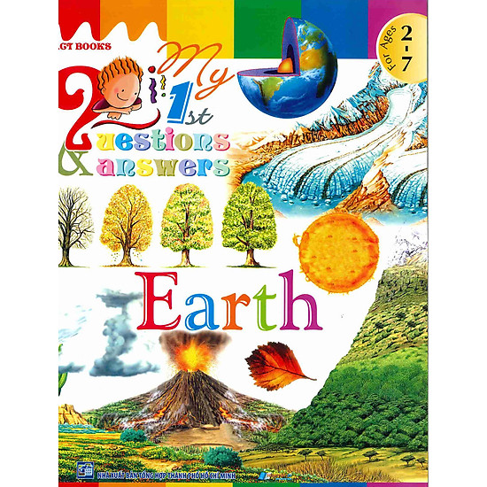 My First Questions & Answers - Earth