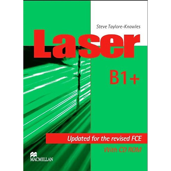 Laser B1+ Student Book & CD Pack