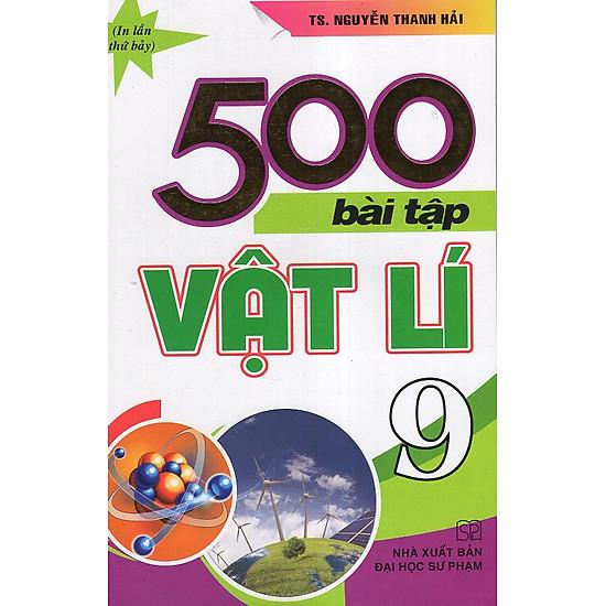 500 Bài Tập Vật Lí 9