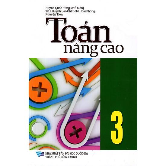 Toán Nâng Cao Lớp 3 (Minh Trí)