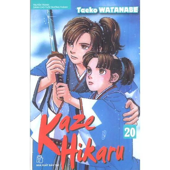 Kaze Hikaru - Tập 20