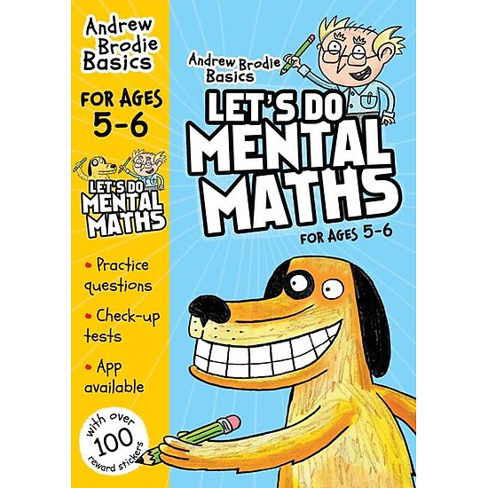 Let's Do Mental Mas For Ages 5 - 6