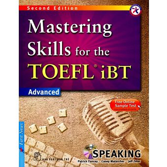 Mastering Skills For The Toefl IBT - Speaking - Kèm CD