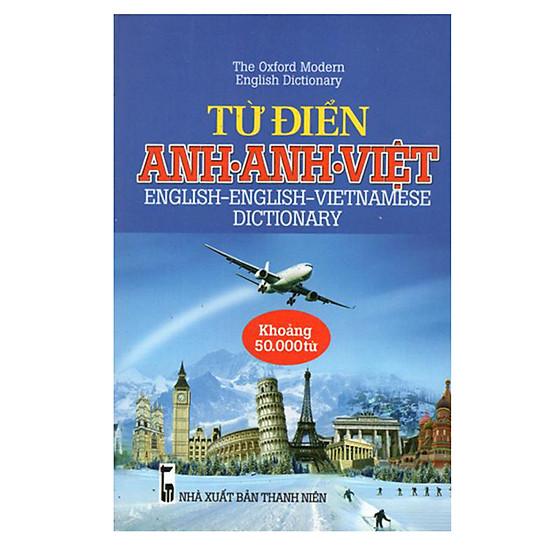 Từ Điển Anh - Anh - Việt (50.000 Từ) - Sách Bỏ Túi
