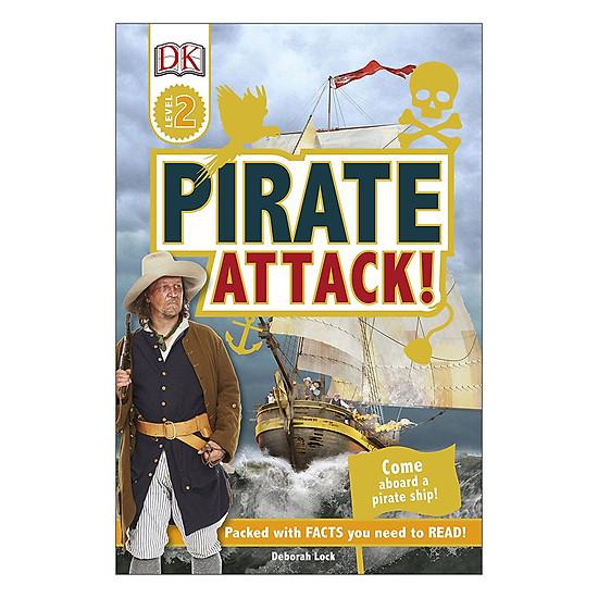 Pirate Attack! - DK Readers Level 2