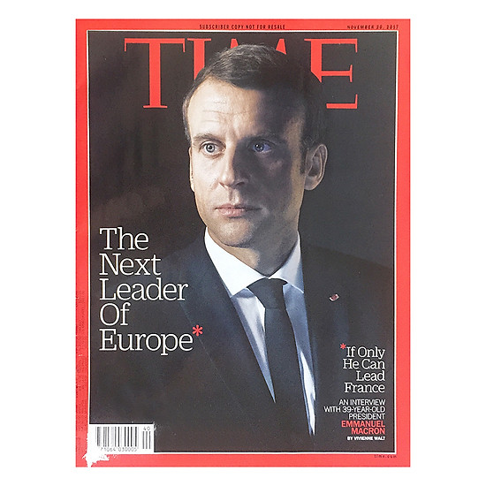 Time: The Next Leader Of Europe - 40