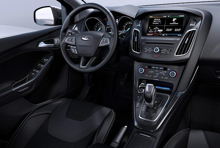 Салон Ford Focus