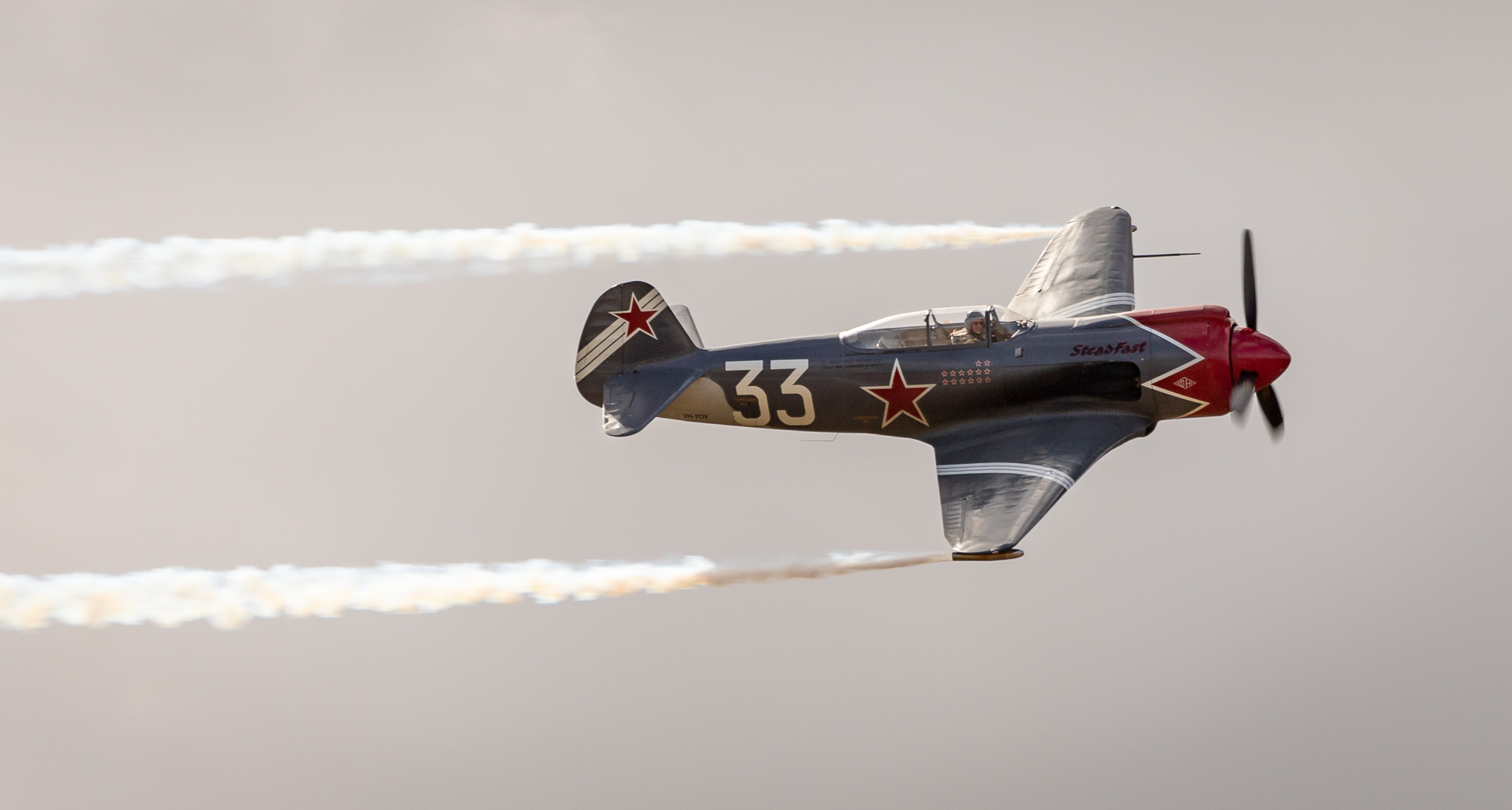 Red Thunder Air Show – 2018
