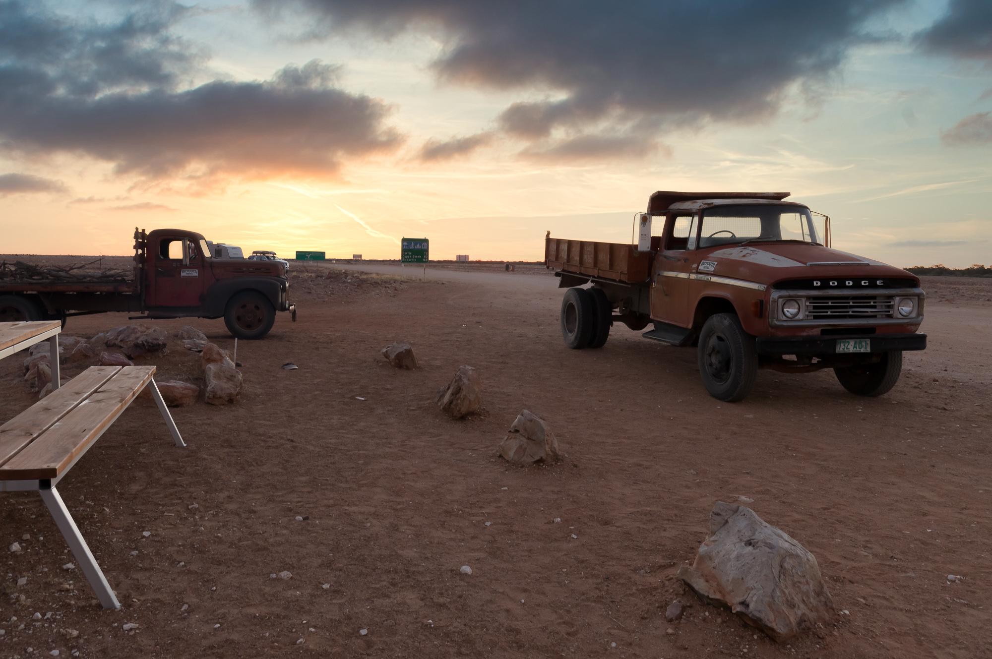 Pic of the Day – Betoota Trucks