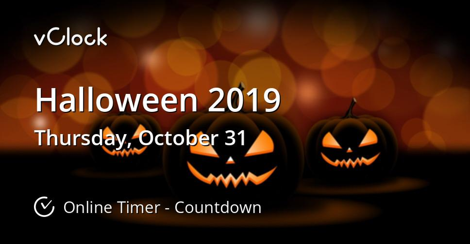 Don't buy a halloween coffin before reading these reviews. When is Halloween 2019 - Countdown Timer Online - vClock