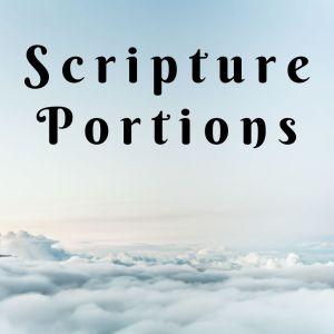 Scripture Portions