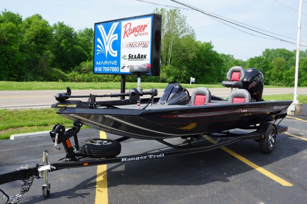 Pontoon Boat With Mercury 115 Pro Xs - Year of Clean Water