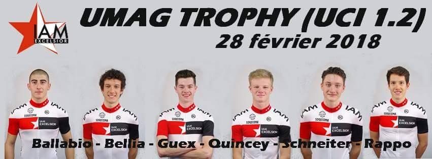 Umag Trophy, une équipe axée autour de Ballabio