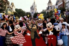 Disney World (Main St.)
