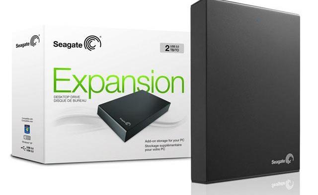 Disco Seagate Expansivo Para Desktop