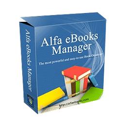 Alfa eBooks Manager Crack