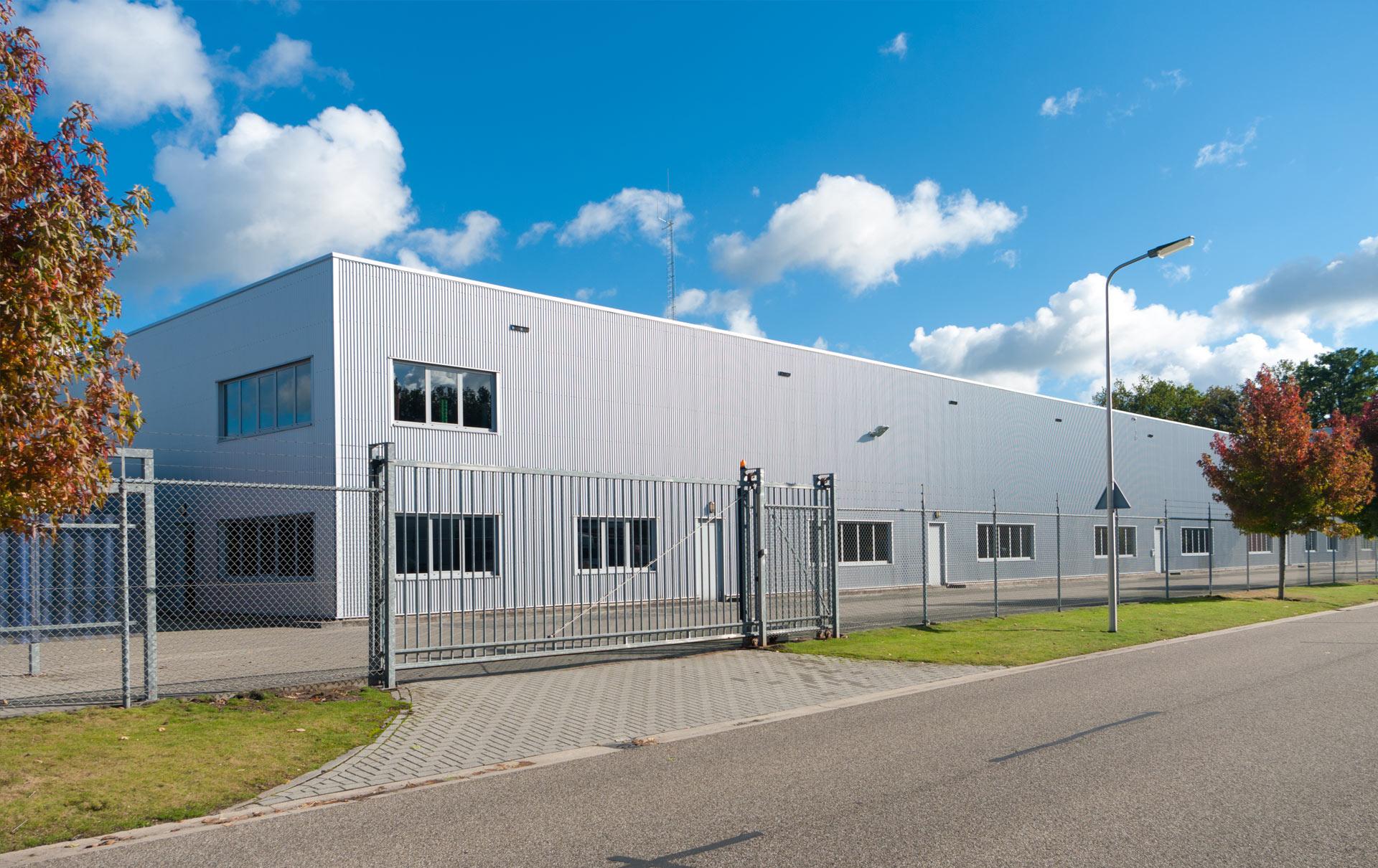 Modern industrial property
