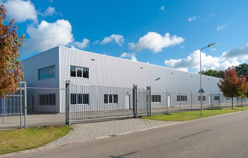 Modern industrial property
