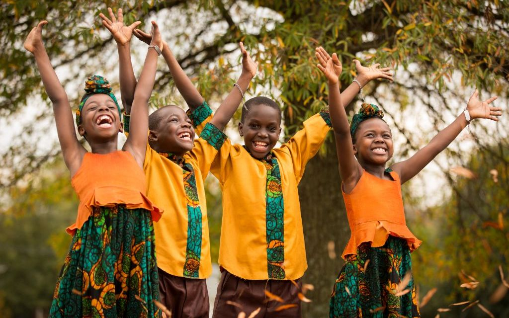 OUT OF AFRICA | African Children's Choir to perform in Oxnard
