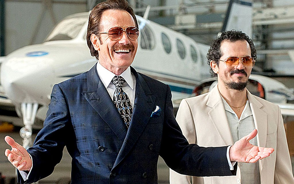 """""""The Infiltrator""""   Cranston knocks it out of the park in this summer thriller"""