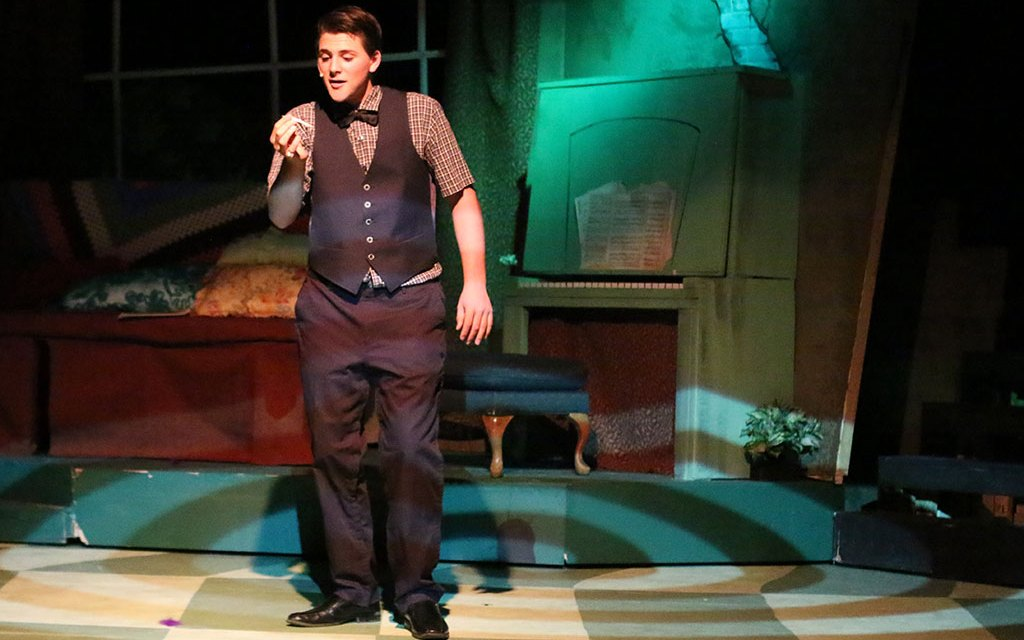 """Reefer Madness"" at Conejo Players Theatre"