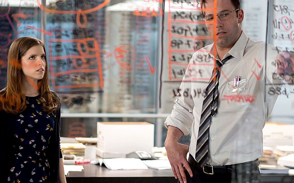 <em>THE ACCOUNTANT</em>   Special needs, math and ultra-violence somehow work in this action flick