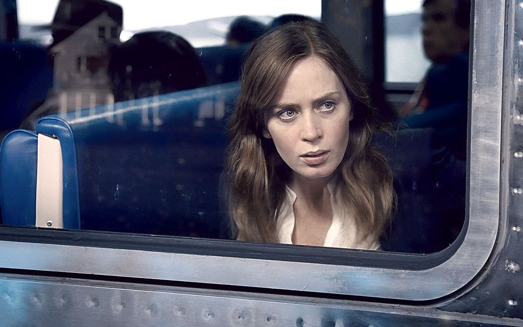 <EM>THE GIRL ON THE TRAIN</EM> | Atmospheric murder mystery toys with the mind
