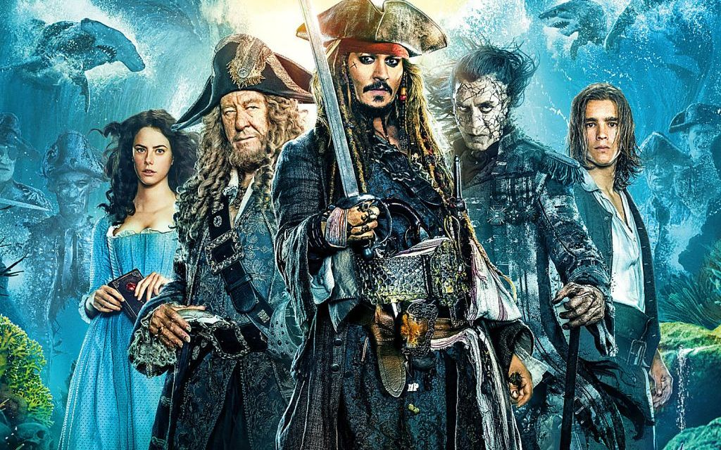 <EM>PIRATES OF THE CARIBBEAN: DEAD MEN TELL NO TALES</em> | Avast, ye funny bone!
