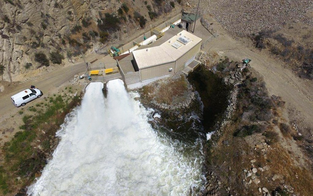 DAM NEWS | Local district releases water at Lake Piru to combat rising nitrate levels in area wells