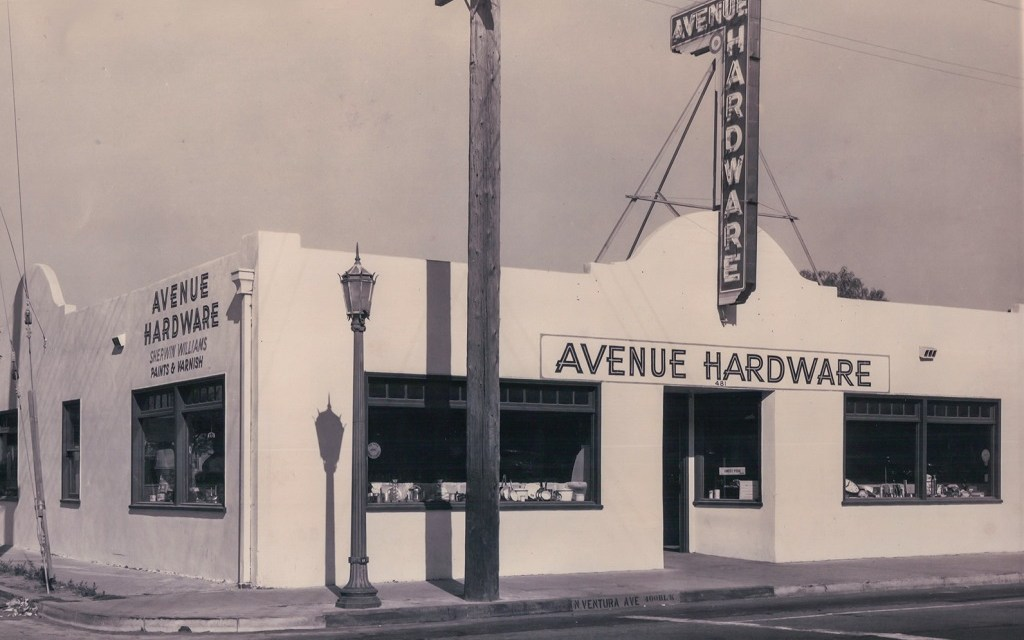 A NEW CHAPTER BEGINS   Avenue Hardware closes after 90 years
