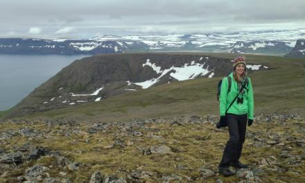 GOING TO EXTREMES | CSUCI biology professor finds her true north