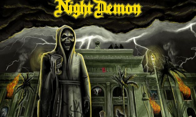 ON THE RECORD | Night Demon: <em>Darkness Remains</em>