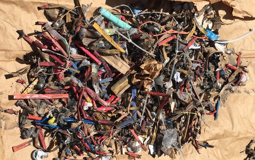 ECO-FRIENDLY PARTNERSHIP | Fireworks source of plastic debris on Ventura shores, 2017 to test new guidelines