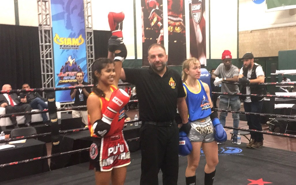 WHO'S ON FIRST? | Ventura Muay Thai competitor wins big in New York