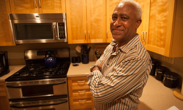 MEMOIR OF A COLORED BOY   From Mississippi to Ojai, local resident reflects on black history