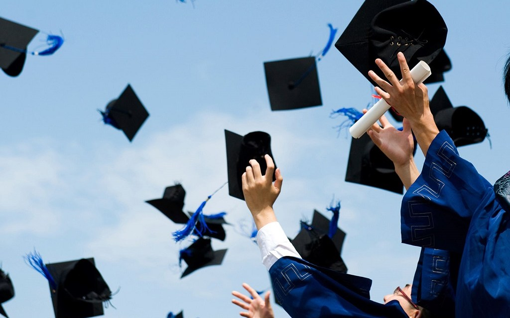 NEVER TOO LATE TO GRADUATE | New program available via the county library boosts the high school completion rate